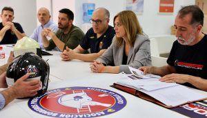 """Carmen Picazo """"Vamos a apostar por una Ley de coordinación de todos los servicios de emergencias de C-LM"""""""