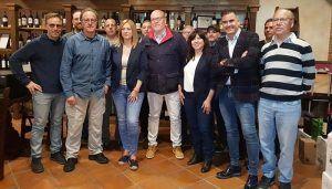 Carmen Picazo anuncia la creación de una Red interprofesional del Vino en C-LM