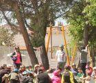 Casi 125 personas disfrutaron de un extraordinario Bicicuentos 2019 en Cabanillas