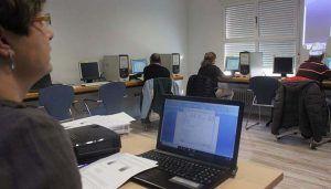 Casi 80 desempleados de Cabanillas se ponen al día en programas informáticos