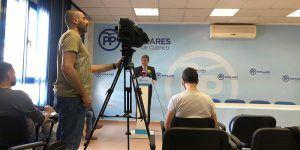Catalá renuncia a su acta como diputado del PP por Cuenca Necesitamos personas nuevas, proyectos renovados, ilusionantes