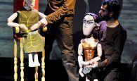 """Cerca de 900 escolares asisten en Cuenca al espectáculo La guerra de Troya, organizado por """"la Caixa"""""""