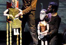 Cerca de 900 escolares asisten en Cuenca al espectáculo La guerra de Troya, organizado por la Caixa