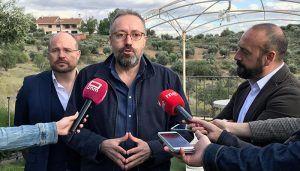Ciudadanos celebra un acto en Toledo donde deja clara la importancia del voto en europea para los castellanomanchegos