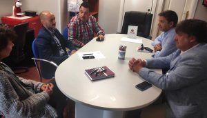 Cs Guadalajara apuesta por la revisión del plan de Dinamización del Comercio en la capital y provincial