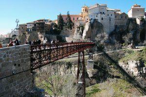 Cuenca, entre las cuatro provincias de España con más de la mitad de su población viviendo fuera