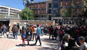Las más de 80 actividades programadas para la Feria del Libro 'Cuenca Lee' 2019 han atraído a 8.000 personas
