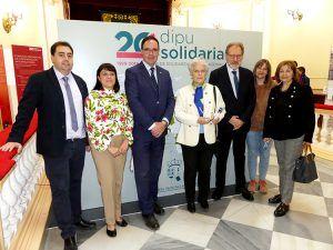 Diputación de Cuenca muestra veinte años de trabajo conjunto con ONGs en cooperación internacional al desarrollo