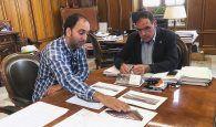 Diputación de Cuenca va a destinar más de 350.000 euros a cubrir la pista de entrenamiento del recinto de la Hípica