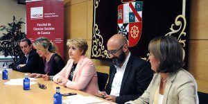 Docentes y expertos analizan en la UCLM los desafíos para la seguridad y la sostenibilidad de la Unión Europea