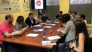 Dolz pondrá en marcha una línea de ayudas, vía bonificaciones fiscales, para los nuevos autónomos que inicien su actividad en Cuenca