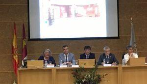 El alcalde de Guadalajara participa en la clausura del 50 aniversario de la Escuela de Enfermería