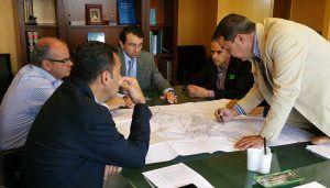 El Ayuntamiento de Cabanillas adjudica la obra de la EBAR del Polígono, que pondrá fin a décadas de vertidos al río