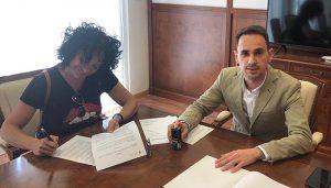 El Ayuntamiento de Cabanillas suscribe con las cuatro Ampas de la localidad el convenio anual de colaboración