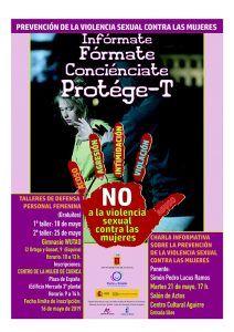 El Ayuntamiento de Cuenca programa varias actividades para sensibilizar y prevenir la violencia sexual hacia las mujeres
