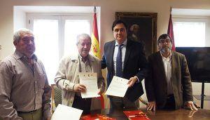 El Ayuntamiento de Cuenca renueva el convenio de colaboración con la UDP de apoyo a su programa de voluntariado