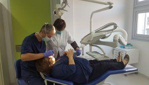El Centro de Salud de Landete comienza a prestar atención bucodental a los pacientes de la comarca