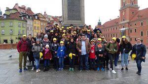 El Colegio Los Olivos de Cabanillas culmina en Polonia su último viaje del Erasmus Plus