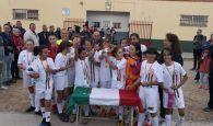 El fútbol femenino regresa a Cabanillas, y lo hace ganando