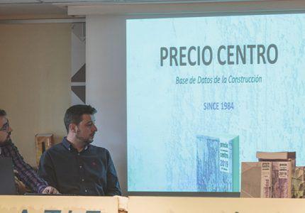 El Gabinete Técnico del Colegio de Aparejadores, Arquitectos Técnicos e Ingenieros de Edificación de Guadalajara presenta la 35ª edición de Precio Centro con importantes novedades