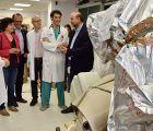 El hospital de Cuenca envía una nota de prensa, a tres días de las elecciones asegurando que marca un nuevo hito en materia sanitaria con la implantación de la sala de hemodinámica
