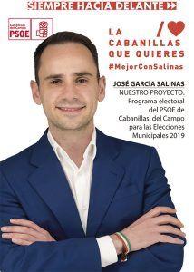 """El PSOE de Cabanillas presenta un programa """"abierto, participativo y realista"""" con más de cien propuestas"""