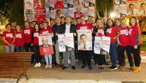 El PSOE de Cuenca apuesta por el tándem Emiliano García-Page y Dario Dolz para darle a Cuenca el impulso que necesita