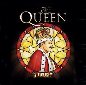 El sábado, 11 de mayo, Queen e Yllana juntos en el Buero Vallejo
