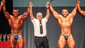 El trillano 'Chechu' cumple su sueño y se convierte en Campeón de España de Culturismo