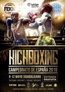 Este sábado por la noche habrá en Guadalajara una vistosa Velada - Gala de Kick Boxing con entrada libre
