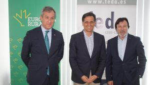 Eurocaja Rural patrocina el evento 'Cine, motivación y empresa', promovido por FEDA