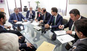 Eurocaja Rural suscribe una operación de financiación con el Ayuntamiento de Valencia