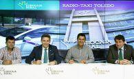 Eurocaja Rural y Radio Taxi Toledo renuevan su convenio para potenciar el servicio al cliente