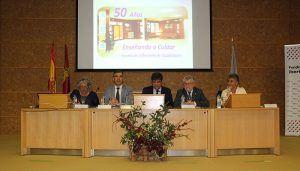 Felpeto participa en la celebración del 50 aniversario de los estudios de Enfermería de Guadalajara