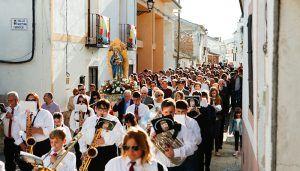 Fuentenovilla inicia sus fiestas en honor a San Isidro Labrador y a la Virgen del Perpetuo Socorro