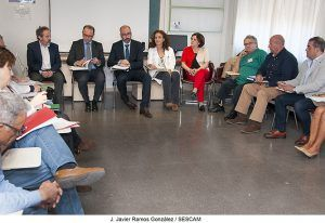Guadalajara acoge el tercero de los encuentros provinciales del Observatorio de la Violencia del SESCAM