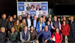 Guarinos califica al Partido Popular como municipalista por ser el partido que mejor defiende a los alcaldes, a los concejales y a los municipios
