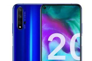 HONOR 20 Series se impone en el sector con una cámara cuádruple con IA de 48 MP
