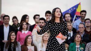 La portavoz de la formación naranja participará en encuentro ciudadanos en ambas capitales