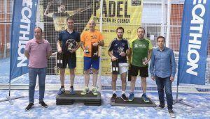Iniesta acogió con éxito la primera prueba del VII Circuito de Pádel Diputación de Cuenca 2019