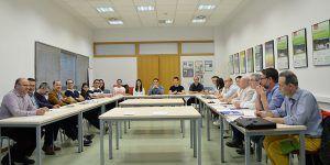 Investigadores de la UCLM desarrollan una tecnología para eliminar contaminantes en suelos y aguas que interesa a técnicos del Gobierno aragonés