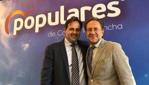 Julián Huete señala a Paco Núñez como garantía contra las listas de espera sanitarias saturadas por Page