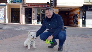 La candidatura de Dolz celebra este sábado una concentración de mascotas para comprometer a los ciudadanos con la limpieza de la ciudad