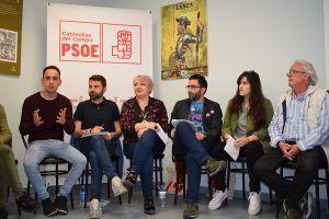 La candidatura de Salinas se ha reunido con más de 40 colectivos para difundir y perfilar sus propuestas