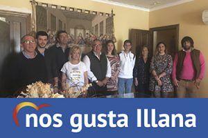La candidatura del PP de Illana se presenta con corazón y también con la cabeza