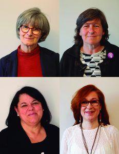 La candidatura Unidas por Fontanar bate récords nueve mujeres y sólo dos hombres