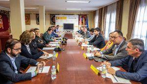 La Delegación del Gobierno en Castilla-La Mancha unificará criterios en las cinco provincias de la región ante las diferentes campañas agrícolas