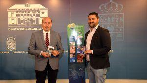La Diputación de Guadalajara renueva la web de turismo y repartirá 250 tótem promocionales que se actualizarán con diferentes propuestas