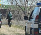 La Guardia Civil abre diligencias contra un vecino de Membrillera por cazar jabalíes donde no debía