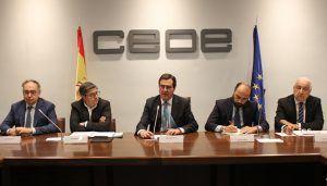 La patronal conquense apoya la creación de la Comisión de Competitividad, Comercio y Consumo